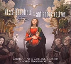 Missa Benedicta Et Venerabilis Antiphons