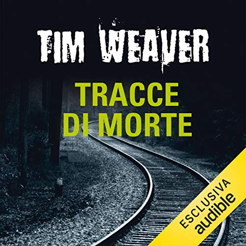 Tracce di morte audiobook cover art