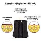 WYIBO Shapewear Damen Bauchweg Taillenformer Korsett Atmungsaktiv Corsage Verstellbar Bauchkontrolle...