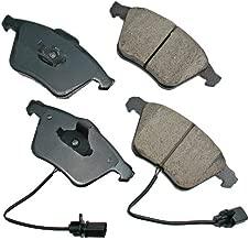 Akebono EUR1111 Brake Pad Kit