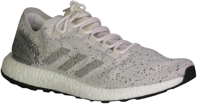 Adidas Men's Pureboost Running shoes Non Dyed Grey Three Grey Six
