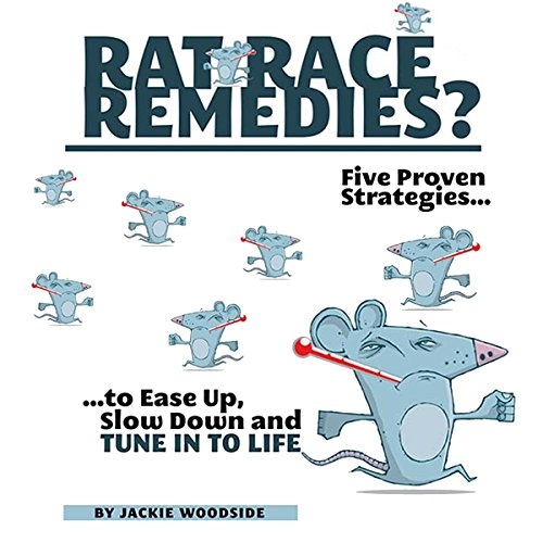 Rat Race Remedies audiobook cover art