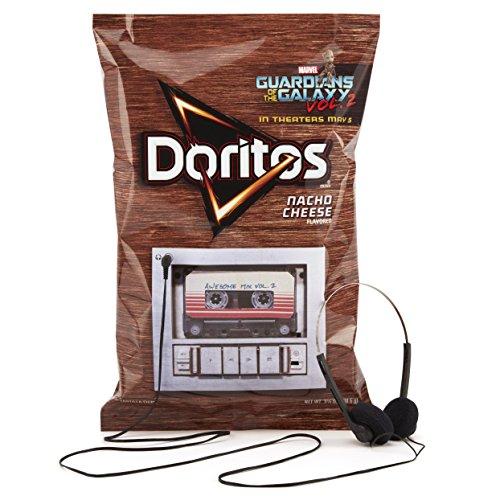 Doritos Guardians of the Galaxy Vol. 2 Soundtrack - Doritos Music Bag + Headphones