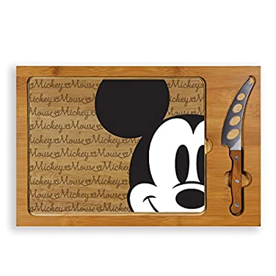 Disney Classics Mickey Mouse Icon 3-Piece Cheese Serving Set