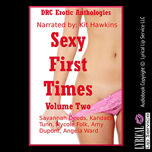 Sexy First Times, Volume Two: Five Explicit Younger Woman First Sex Erotica Stories Titelbild