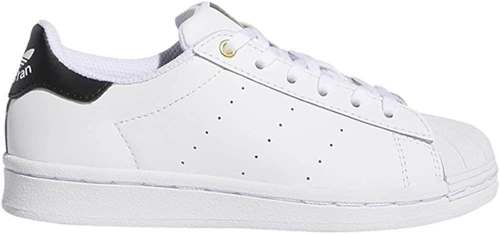 adidas Kids Boys Superstar Stan Smith C Sneakers Shoes - White