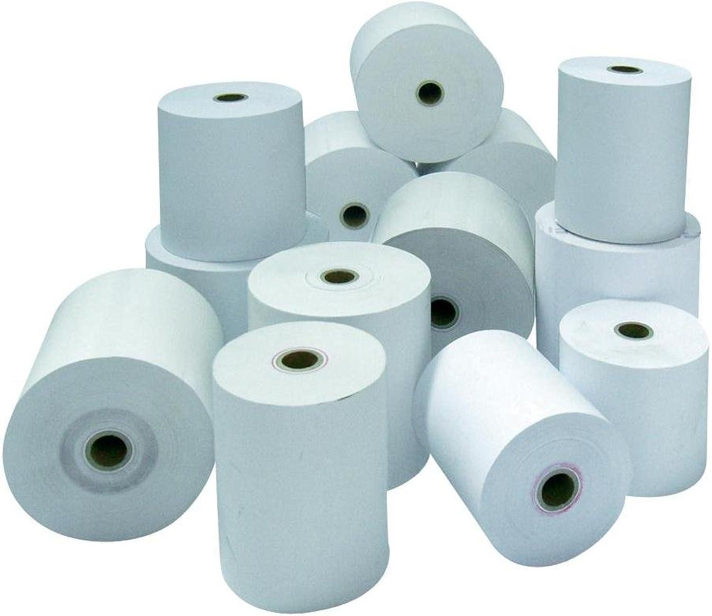 50 Kassen-Bonrollen, Thermopapier, weiss, EC-Cash, 57 40 12 (Breite (Breite (Breite x lfm. x Kern), blanko B016WEKERG | Ausreichende Versorgung  92f160