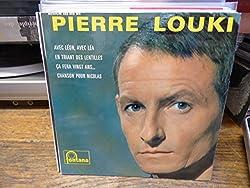 Pierre Louki : avec léon, avec Léa - fontana 460.909