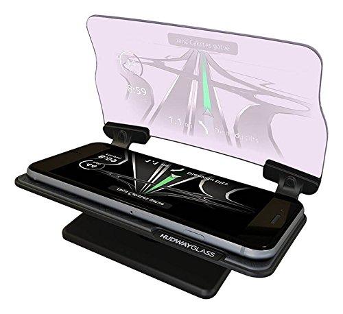 HUDWAY Glass V2.0, Navigations-Anzeige