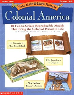 Best colonial crafts to make Reviews