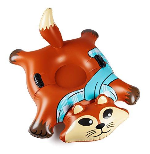 Big Mouth Toys BMST-0009 - Tubo da Neve a Bocca Grande, Multicolore
