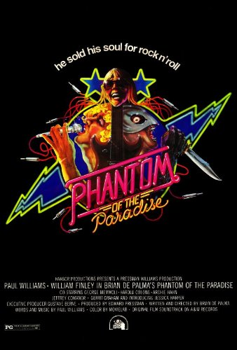 Phantom of the Paradise - Movie Poster - 69x102 cm