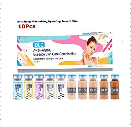 Bbglow anti- aging 10pc BB crema brillo suero cosméticos coreanos Meso blanco brillo suero para BB crema de blanqueamiento acné, Anti-envejecimiento