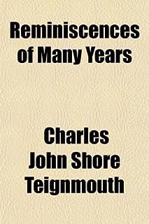 Reminiscences of Many Years (Volume 2)