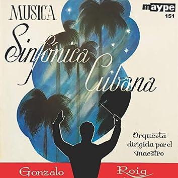 Música Sinfónica Cubana