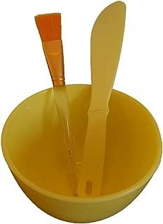 Hansderma Skinsoft Facial Mask Brush (Mixing Bowl Set)