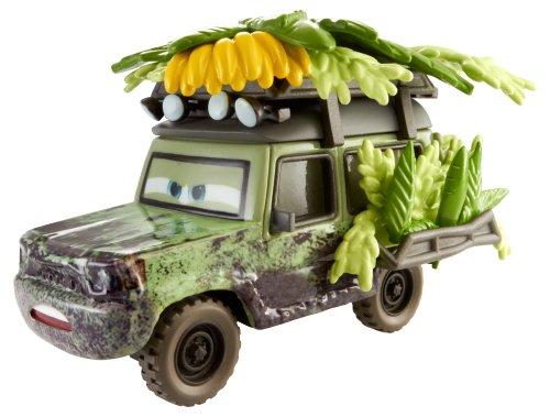 Disney Pixar Cars - Série Deluxe - Méga Véhicule - Wild Miles Axlerod (DeLuxe, Mel Dorado Show # 6 of 9) - Véhicule Miniature - Voiture