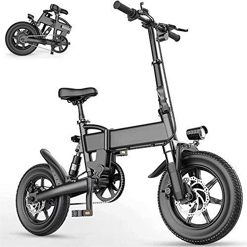 Bicicletas Eléctricas, Las bicicletas plegables bicicleta eléctrica 15.5Mph aleación de aluminio eléctricos...