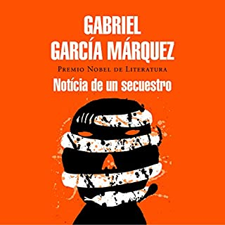 Noticia de un secuestro [News of a Kidnapping] audiobook cover art