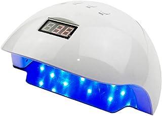 Lámpara de uñas 50w Cordless Lednail Lamp Gel Polish Nail Light Secador inalámbrico recargable Abs Case