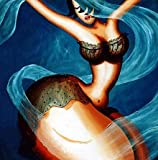 Kit de pintura de diamante 5D abstracto mujer gorda sexy gran culo, pintura de baile con taladro completo redondo diamante arte arte arte para decoración de pared 40 x 40 cm