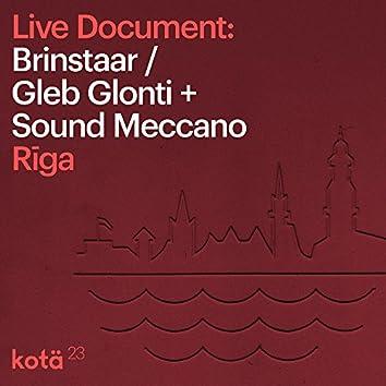 Live Document: Riga