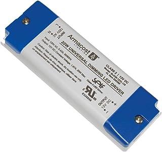 Armacost Lighting 820200 Dimmable Power Supply, 20 Watt, Gray