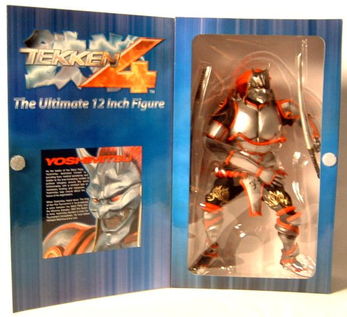 Tekken 4 Series 2 12 Figure Yoshimitsu Buy Online In Thailand At Desertcart