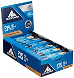 Multipower 53% Protein Bar – 24 x 50 g Eiweißriegel Box – Cookies and Cream – Fitnessriegel...
