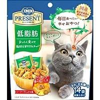 コンボプレゼント猫おやつ低脂肪42g