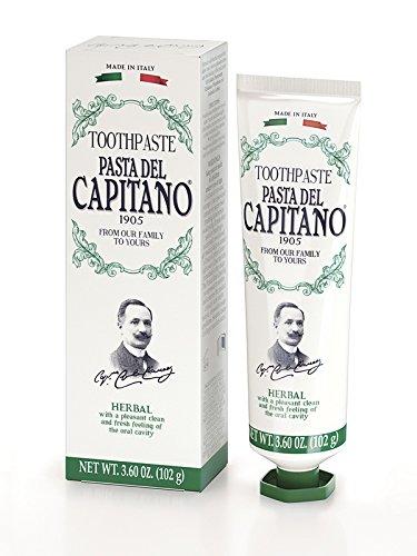 Pasta del Capitano 1905 Natuurlijke kruiden tandcrème, 75 ml