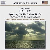 Symphony 4 / Ocean / Culprit Fay by HADLEY (2001-07-17)
