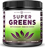 Best Green Superfood Powders - Super Greens Antioxidant Superfood Powder - Organic Green Review