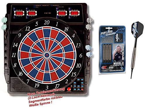 Dartautomat CB 50 + Target Phil Taylor Power Silverlight Softdarts
