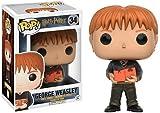 Funko- George Weasley Figura de Vinilo, colección de Pop, seria Harry...
