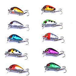 The 20 Best Crappie Lures, Jigs, and Bait | Crappie Fisher