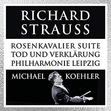 Strauss: Tod und Verklärung & Rosenkavalier-Suite