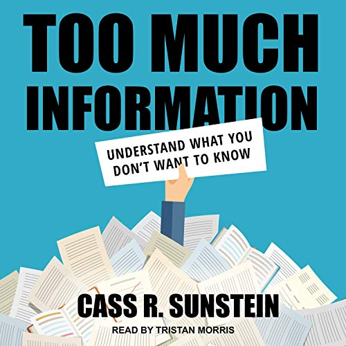 Too Much Information cover art