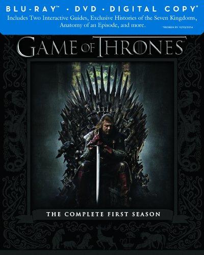 Game of Thrones: Season 1 (Blu-ray/DVD Combo + Digital Copy) Nebraska