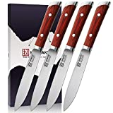 KEEMAKE steak knives set