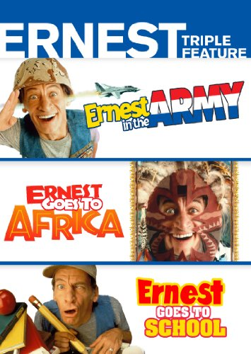 Ernest Triple Feature (Ernest in the Army / Ernest Goes to School / Ernest Goes to Africa)