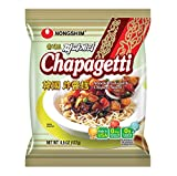 NongShim Chapagetti Noodle, 4.5 Ounce (Pack of 16)