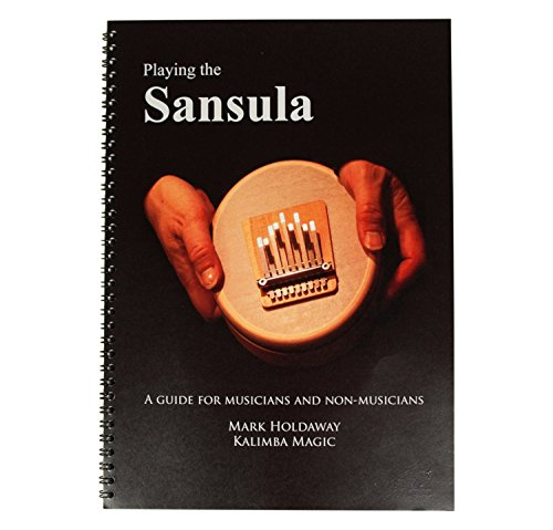 Hokema Playing the Sansula mit CD - Mark Holdaway
