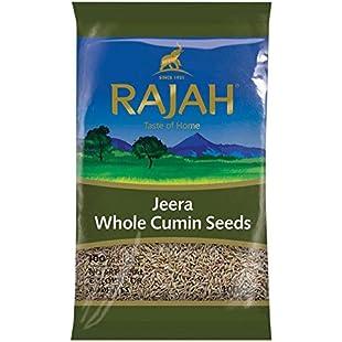 Rajah - Cumin Seeds (Jeera / Jiru Seeds) - 400g