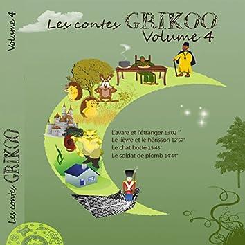 Les Contes Grikoo, Vol. 4