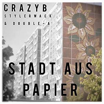 Stadt aus Papier