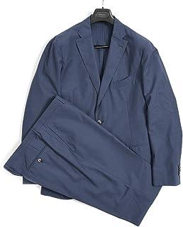 [ボリオリ] K.JACKET ケージャケット テーラード スーツ 2Bシングル 春夏 メンズ ウール 100% ネイビー 無地 イタリア ブランド アンコンジャケット [56] 【並行輸入品】