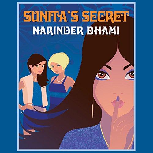 Sunita's Secret audiobook cover art