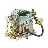 ALAVENTE Carburetor for Dodge Plymouth Models & Dodge Truck 1966-1973 with 273-318 Engine, 2 Barrel Carburetor Carb Manual Choke