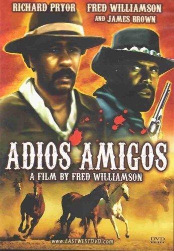 Adios Amigos [Slim Case] by Richard Pryor